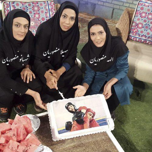 عکس و بیوگرافی کامل خواهران منصوریان + زندگی شخصی و خانوادگی
