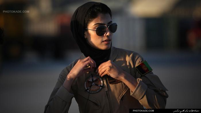 عکس زیباترین زن خلبان افغانستان,عکسهای خلبان زن خوشگل,عکس زیباترین دختر خلبان افغانی,عکس های از خوشگلترین خلبان زن,زیباترین زن خلبان,عکس های خفن زن خلبان