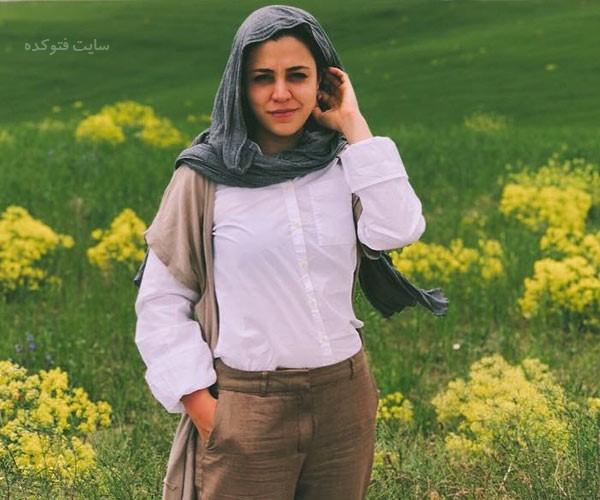 عکس و بیوگرافی شیدا خلیق