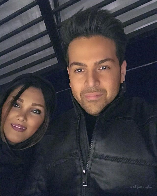 عکس عماد طالب زاده و همسر جدیدش