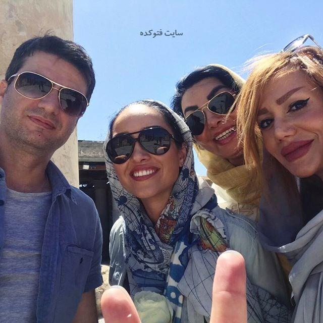 عکس خاطره اسدی و شهرام حقیقت دوست + بیوگرافی