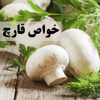خواص قارچ + 48 خاصیت قارچ برای لاغری، بدنسازی و پوست