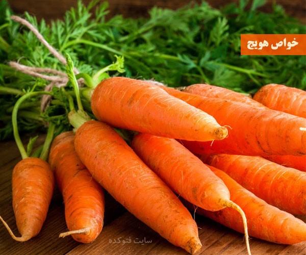 خواص هویج برای لاغری و پوست و مو چیست