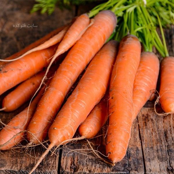 خواص هویج برای پوست و مو