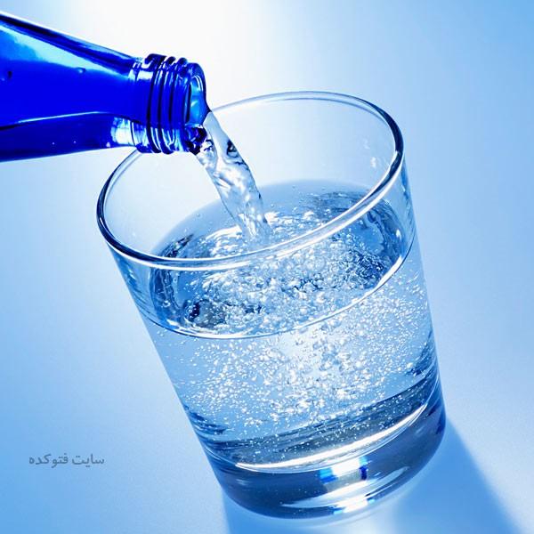 خاصیت آب گازدار سودا برای بدن چیست