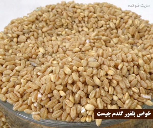 خاصیت بلغور گندم برای لاغری و سلامتی