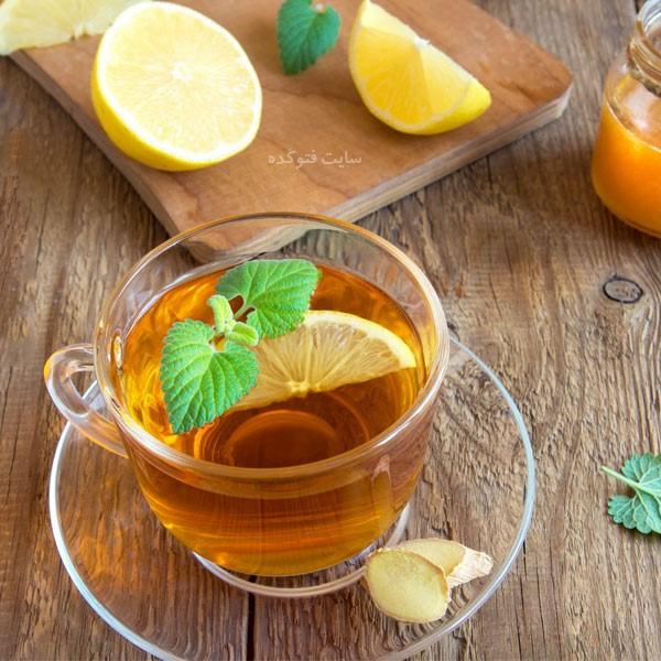 عوارض و مضرات چای لیمو چیست
