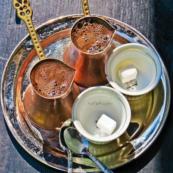 خاصیت قهوه ترک برای اسپر و پوست و مو کبد و دیابت