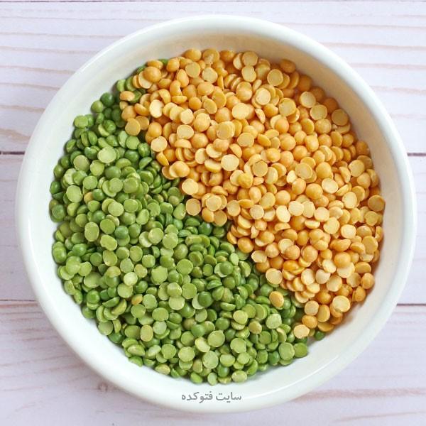خواص لپه زرد و سبز در طب سنتی برای سرفه و معده