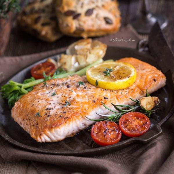 فواید خوردن ماهی در بارداری
