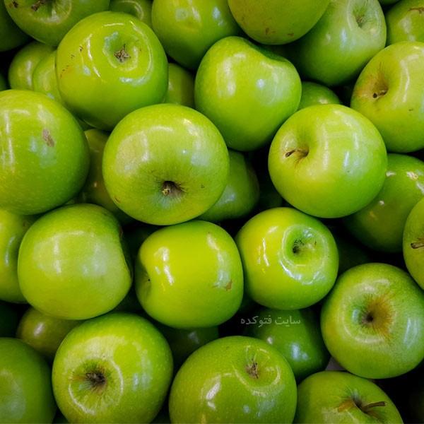 خواص سیب سبز در بارداری و لاغری