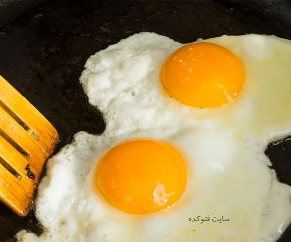 خاصیت تخم مرغ