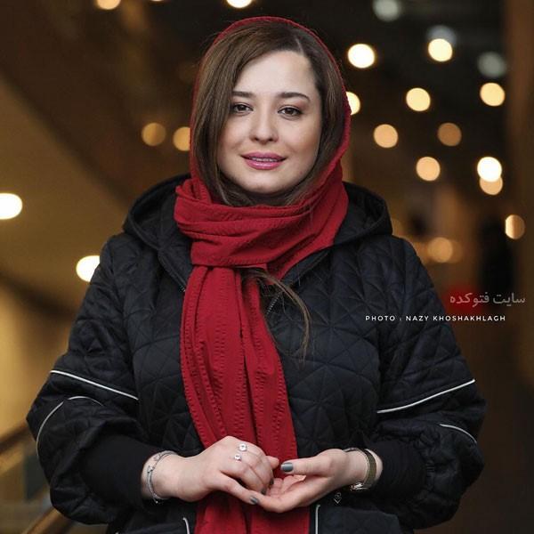 مهراوه شریفی نیا در نقش لیلا در بازیگران سریال خداحافظ بچه