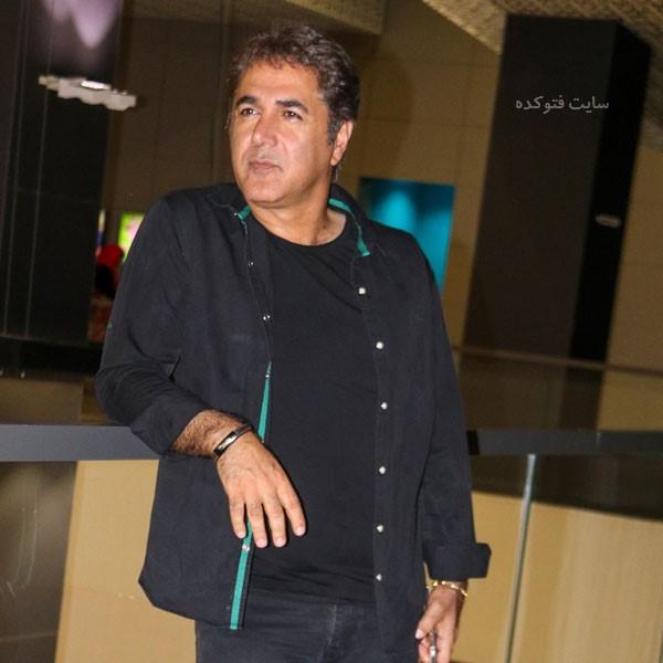 مهدی صبایی در نقش احمد از بازیگران سریال خداحافظ بچه