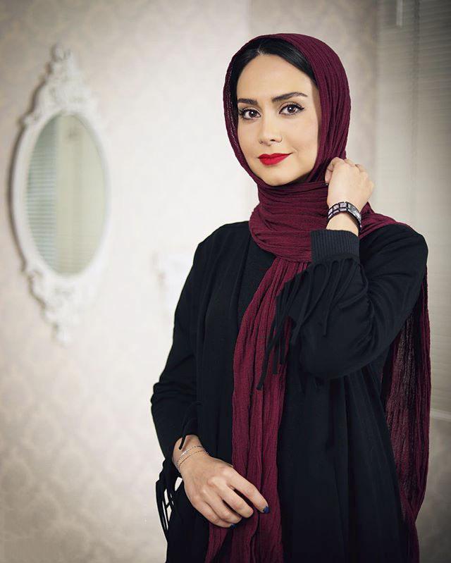 بیوگرافی مریم خدارحمی بازیگر زن + زندگی شخصی