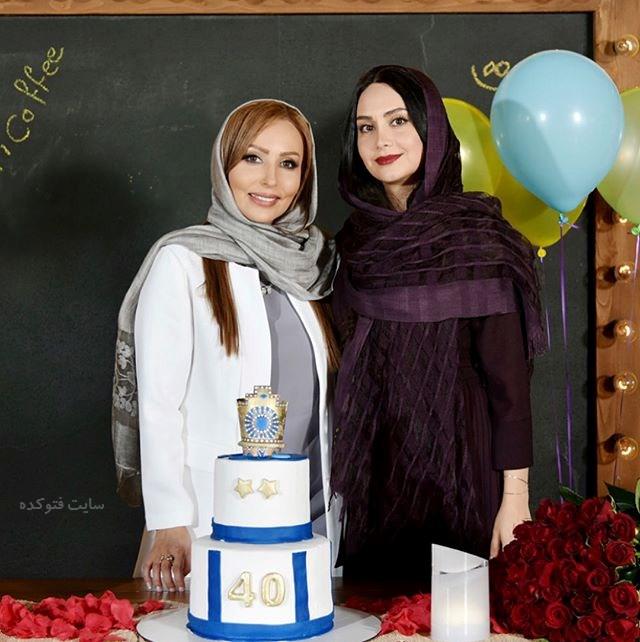 عکس های مریم خدارحمی و پرستو صالحی بازیگر زن