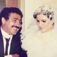 خسرو احمدی و همسرش + زندگی شخصی بازیگری