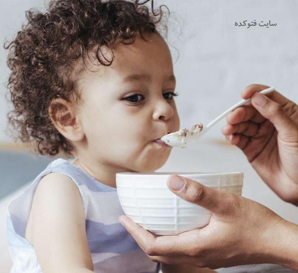غذاهای خون ساز برای کودک