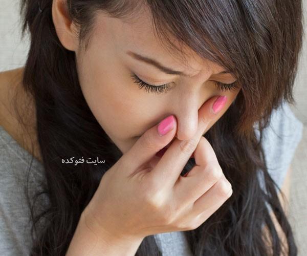 درمان خشکی داخل بینی