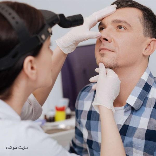درمان خشکی بینی در طب اسلامی