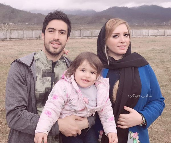 بیوگرافی خسرو حیدری و همسرش لاله شفیع زاده