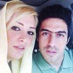 خسرو حیدری و همسرش + بیوگرافی و دخترش روشنا