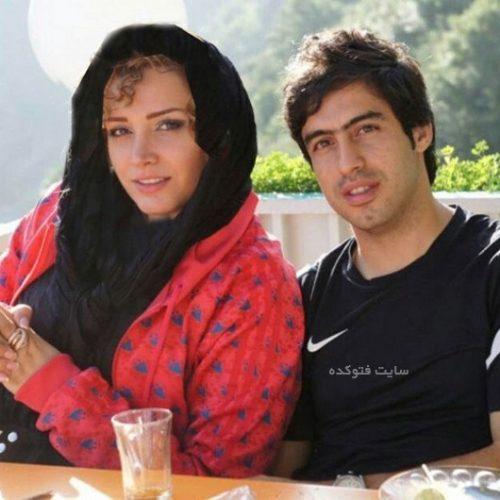 تصاویر های خسرو حیدری و زنش لاله شفیع زاده