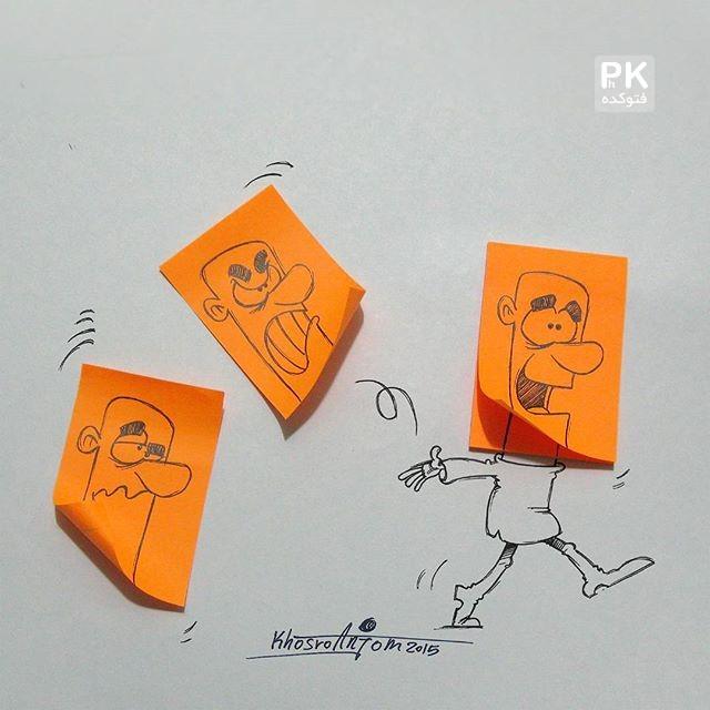 طراحی های هنری و جالب ایرانی,عکس طراحی های جالب هنری از خسروان جم,طراحی زیبا با مداد و خودکار سیاه,طرح های فانتزی جالب هنرمندان ایرانی,عکسهای هنری باحال