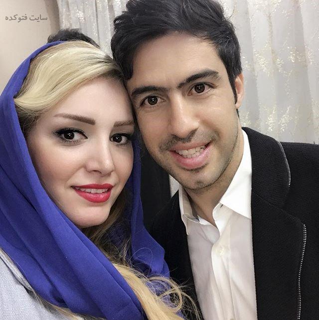عکس خسرو حیدری و همسرش لاله شفیع زاده + بیوگرافی
