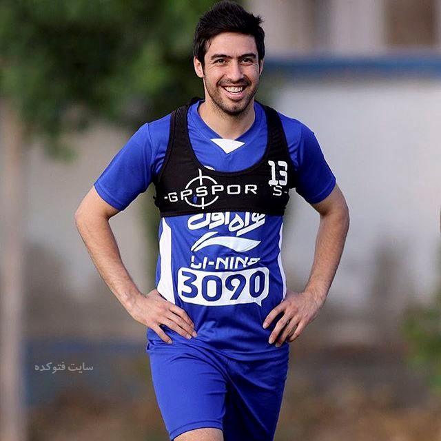 خداحافظی Khosro Heydari از فوتبال