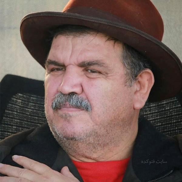 بیوگرافی کیانوش گرامی بازیگر + زندگی شخصی