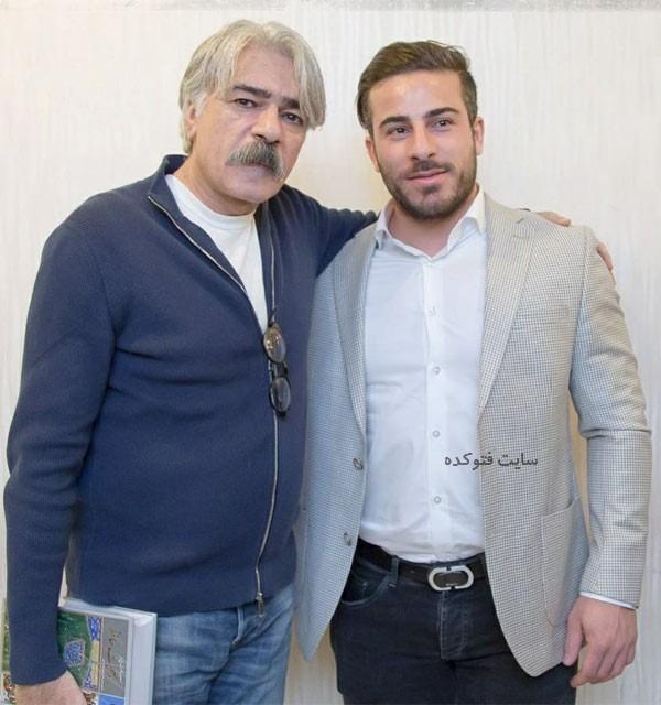 Kianoush Rostami و کیهان کلهر