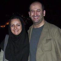 بیوگرافی كيارش زندی و همسرش شیلا توکلی کاریکاتوریست