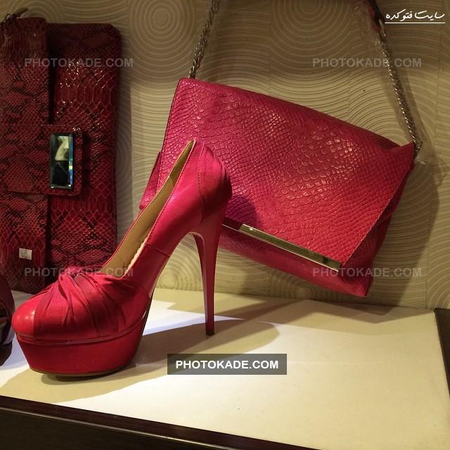 مدل کیف و کفش 94,عکس کیف و کفش 2015,مدل کفش 94,مدل کیف 94,جدیدترین ست کیف و کفش 94,عکس های مدل کفش دخترانه 94,کیف سال 94,کفش سال,تصاویر مد کیف و کفش جدید 94