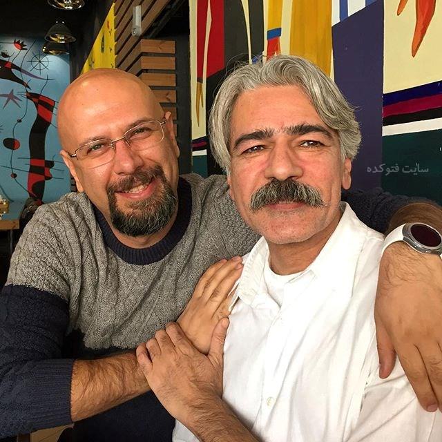 عکس کیهان کلهر و محمد بحرانی + بیوگرافی