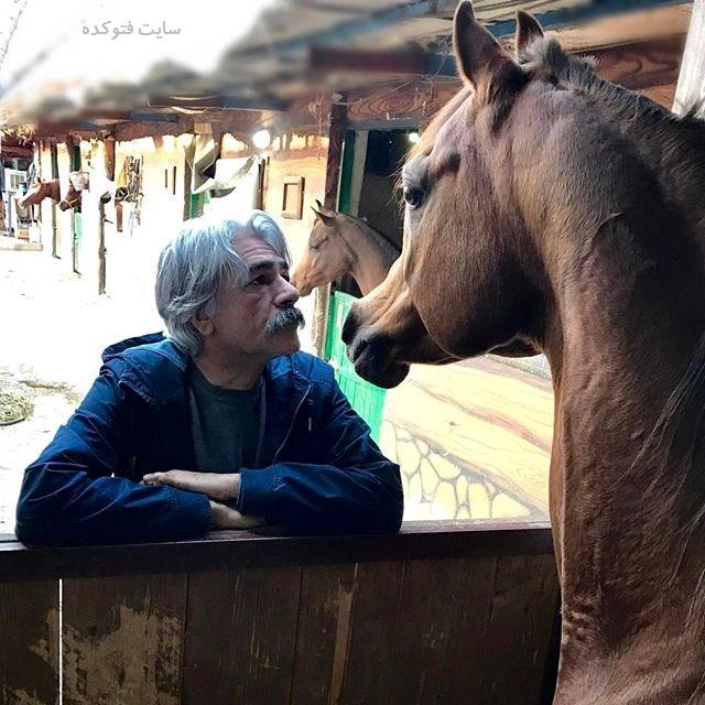 عکس و بیوگرافی کیهان کلهر