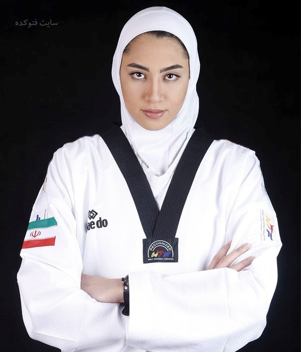 بیوگرافی کیمیا علیزاده تکواندوکار + زندگی شخصی