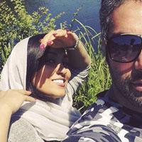 بیوگرافی کیمیا بابائیان و همسرش فرشاد حسینی + زندگی شخصی