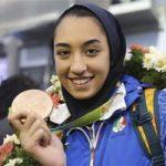 خواستگاری از کیمیای تکواندو در حاشیه بازگشت به ایران