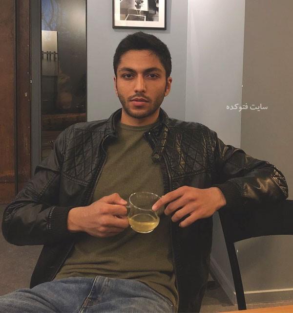 بیوگرافی کیسان دیباج بازیگر و خواننده