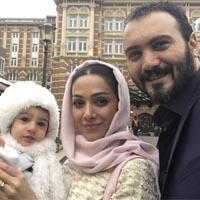 بیوگرافی کامبیز دیرباز و همسرش + عکس خانوادگی و دخترش