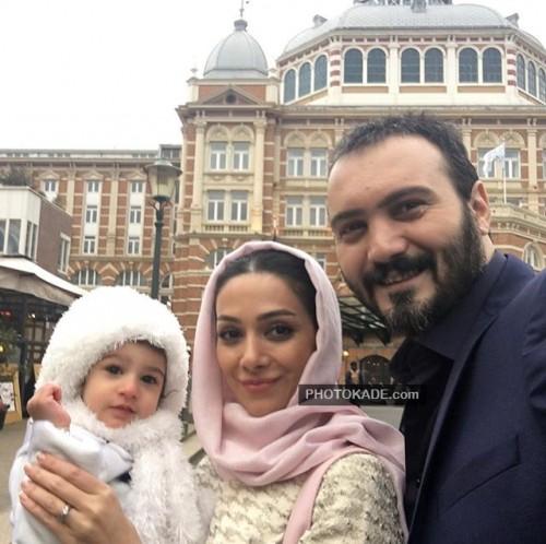 عکس کامبیز دیرباز و همسرش + عکس خانوادگی کامبیز دیرباز