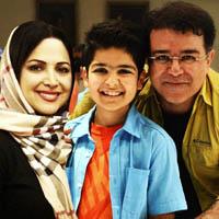 کمند امیرسلیمانی و همسرش درقا عامری + بیوگرافی کامل