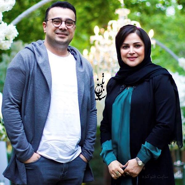 عکس کمند امیرسلیمانی و برادرش سپند + بیوگرافی