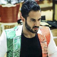 کامران بختیاری مدل و طراح لباس + بیوگرافی