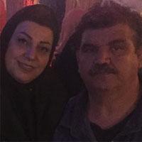 بیوگرافی کیانوش گرامی و همسرش + زندگی شخصی بازیگری