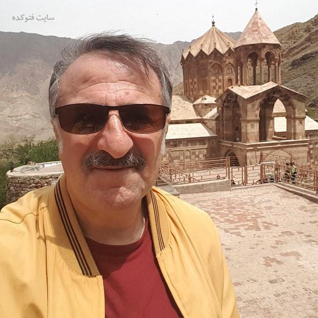 عکس و بیوگرافی مهران رجبی سریال کوبار