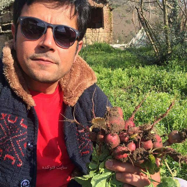 عکس و بیوگرافی رحیم نوروزی