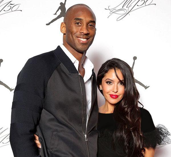 بیوگرافی کوبی برایانت بسکتبالیست و همسرش