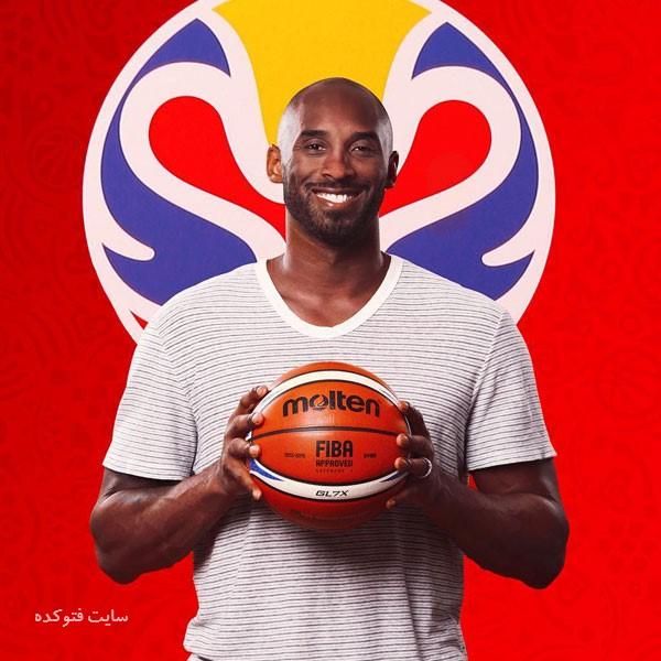 بیوگرافی کوبی برایانت بسکتبالیست با عکس های جدید